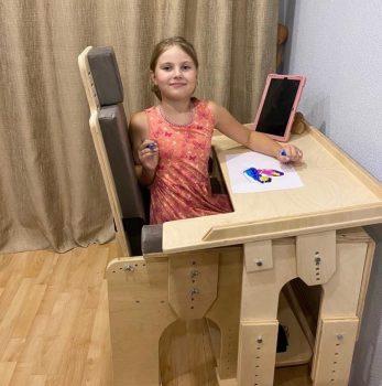 Федотова Марианна с новым оборудованием