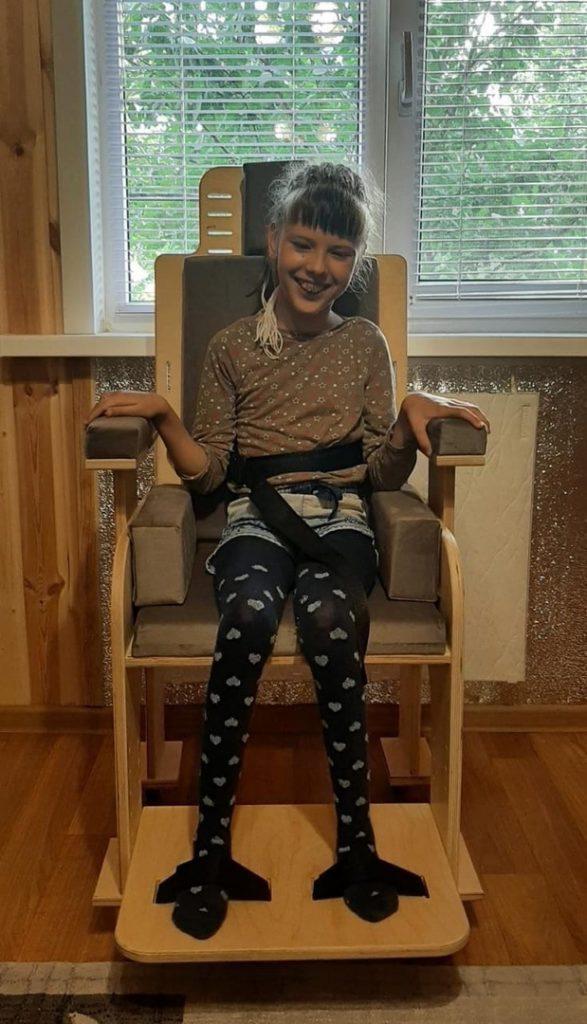 Удобные стулья «Мечта» для Юли, Рената и Яны