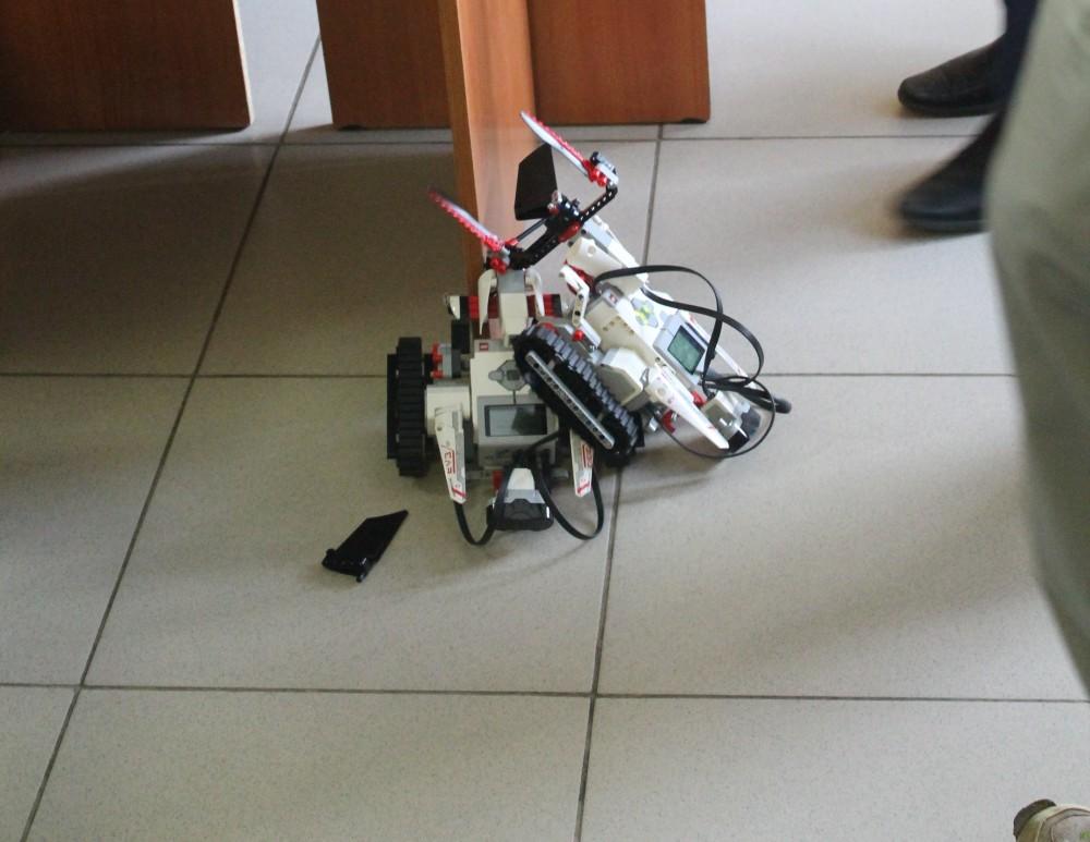 Бой роботов