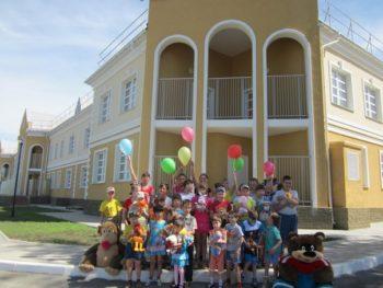 Детский дом-интернат для умственно отсталых детей «Родник» в с.Максимовка