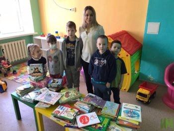 Книги для «Детская городская клиническая больница № 7»