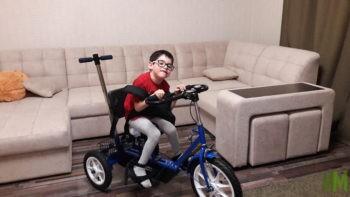 велотренажер Ангел Соло