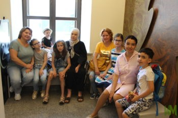 Посещение музея естественных наук Татарстана