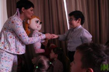 Зубная история Маши Ватрушкиной