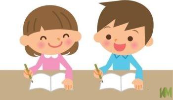 Как отучить ребенка писать зеркально?
