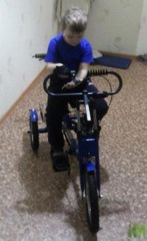 Велотренажер для Даниила