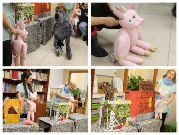 театр оживающих кукол «Пятачок»
