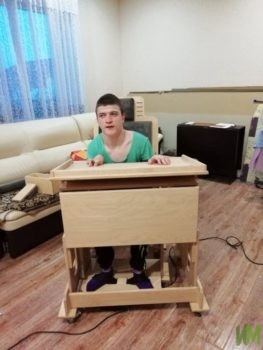 парта стул
