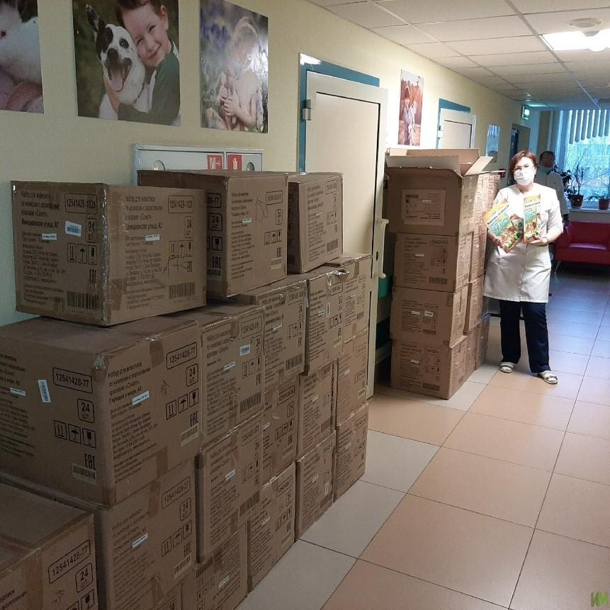 1000 картин по номерам для ДРКБ Министерства здравоохранения РТ