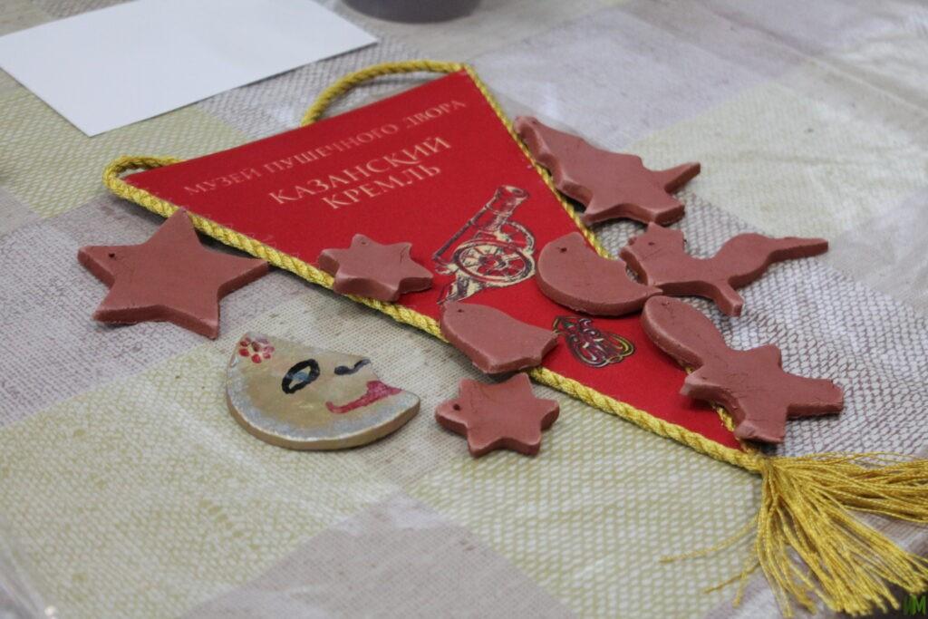 Творческое занятие «Рождественский пряник»