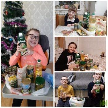 Дети и наборы к Новогоднему столу