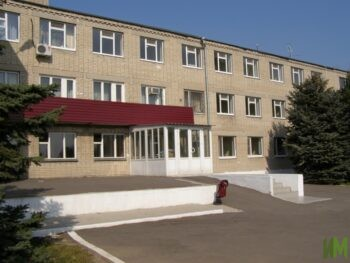 Азовский детский дом-интернат