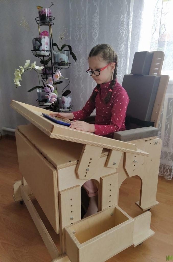 Пелагея и ее новое оборудование «Мечта»