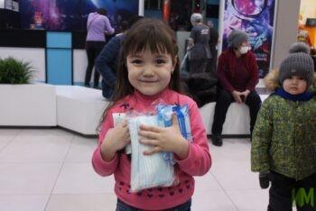Благотворительная помощь от Ак Барс - Динамо