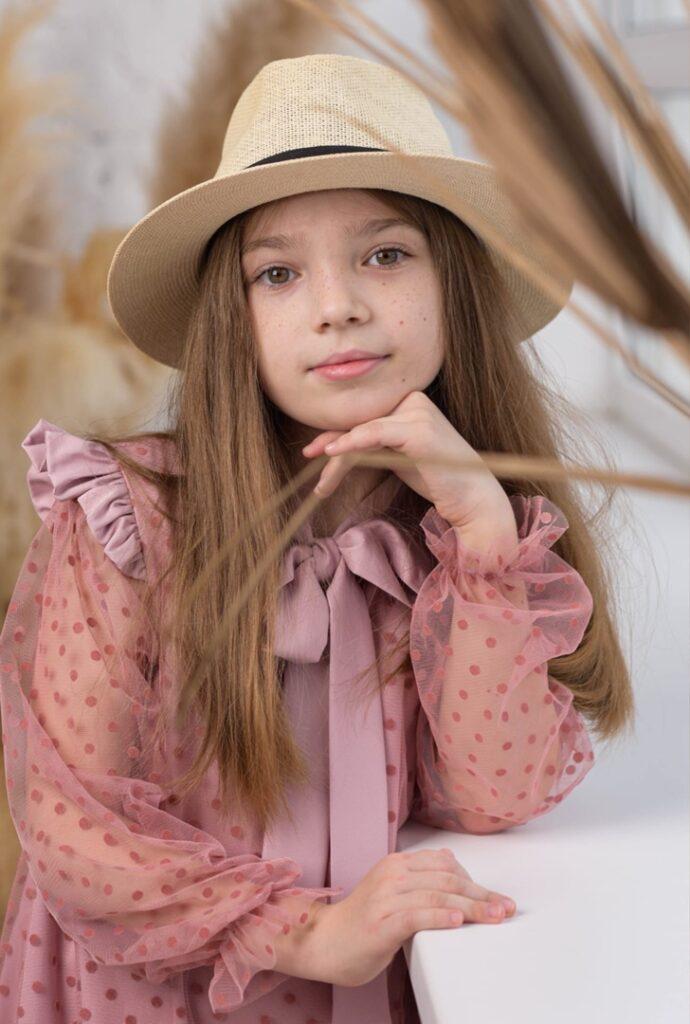 Фотосессия для принцесс к 8 Марта