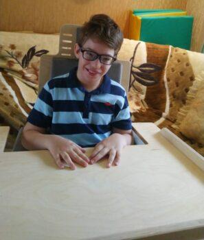 Парта и стул для Слепова Игоря