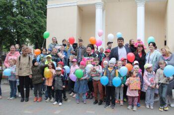 Праздник для детей от ГБУК РТ «Татаркино»
