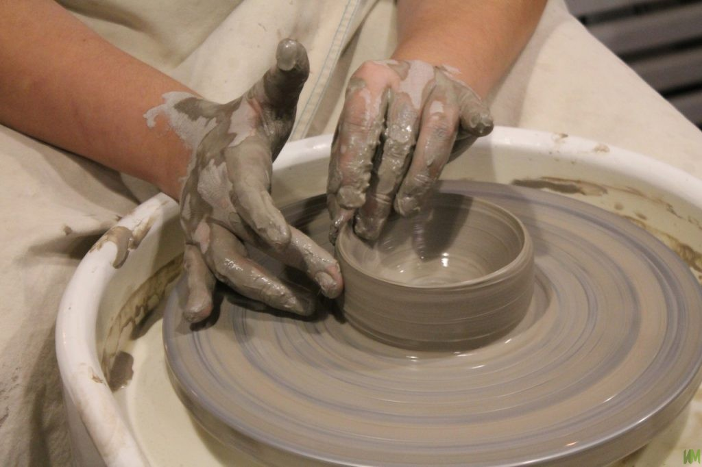 Увлекательный мастер-класс по глине